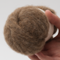 Preview: Baby Alpaca Brushed Wolle_dunkelbraun
