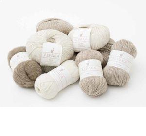 Steirerland Alpaka Wolle