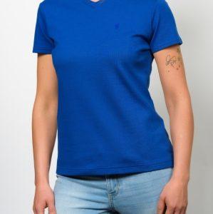 Alpaka T-Shirt Damen V
