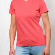 Alpaka T-Shirt-mandarin