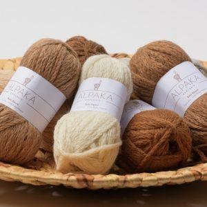 Baby Alpaka Strick Wolle Eco Line