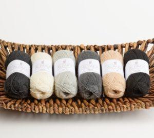Alpaka Socken Strickwolle